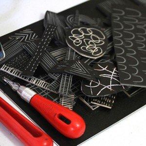 Lino cut workshop