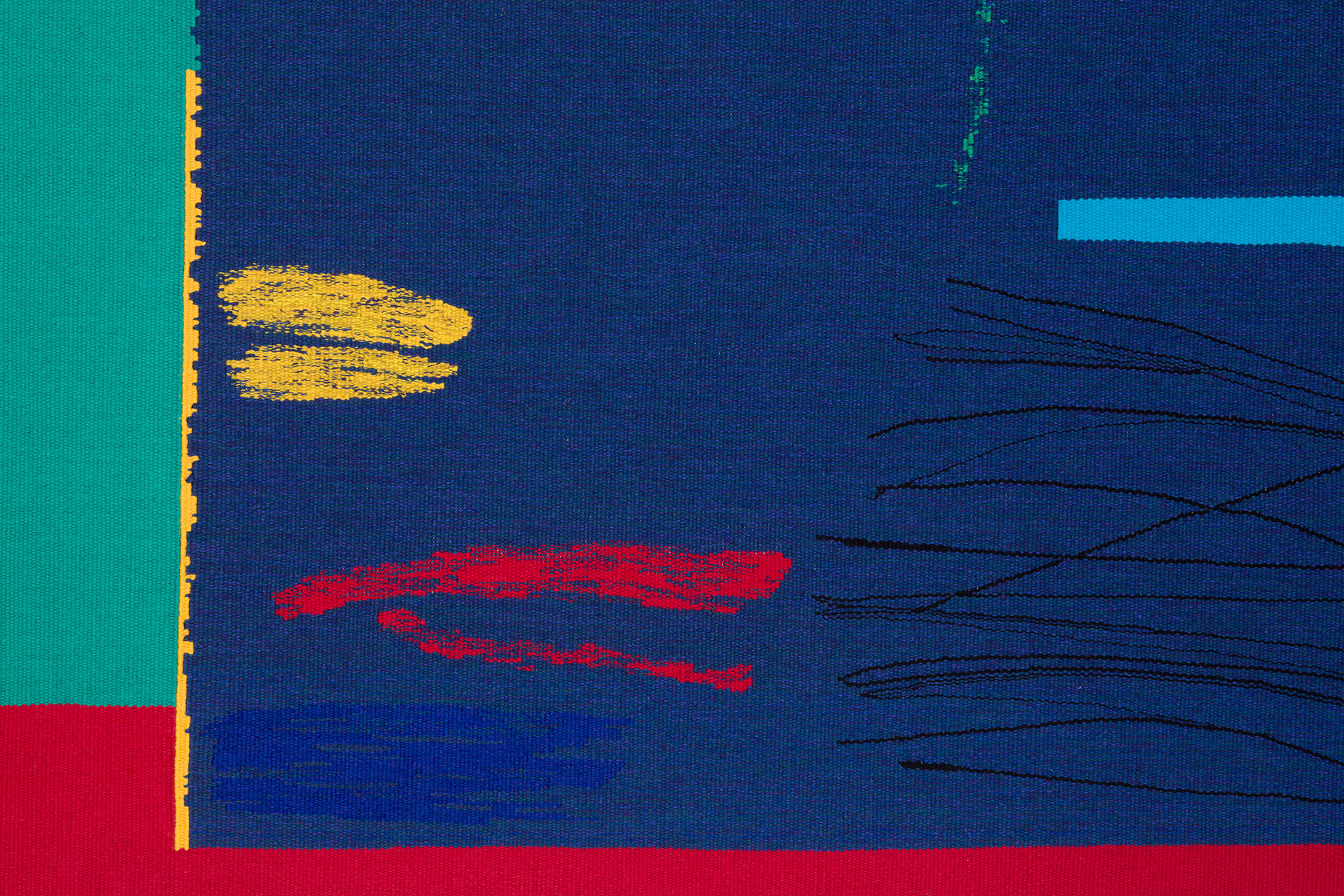Texture and Colour in Tapestry Weaving – Off the Rails Arthouse